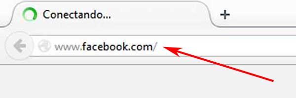 Acceder a Facebook