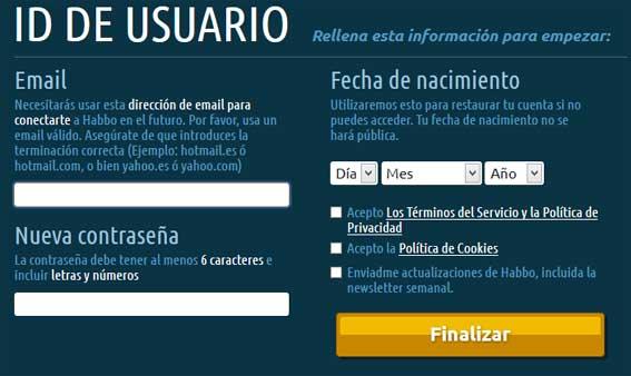 Como crear una cuenta en habbo gratis recursos pr cticos for Habbo entrar
