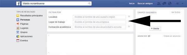 agregar amigos en facebook