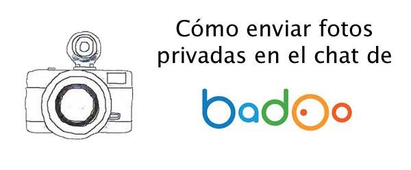 publicar fotos privadas de badoo