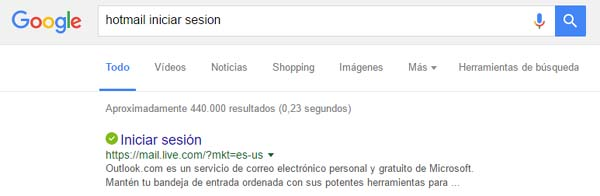 Spam en Internet