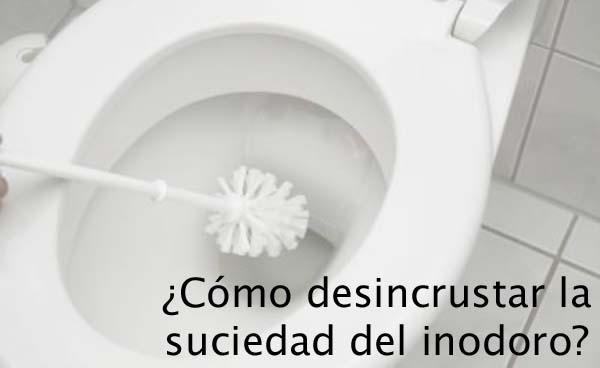 Cmo quitar el mal olor del wc recursos prcticos inodoro sucio con sarro urtaz Images