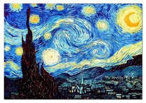 nube Van Gogh