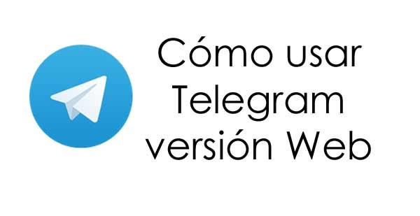Telegram para ordenador
