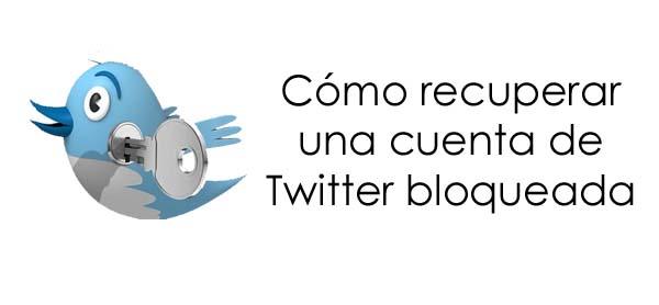 Desbloquear Twitter