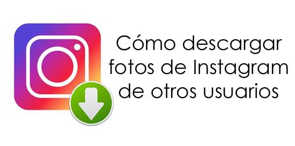 Tener fotos de Instagram