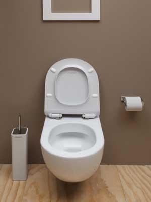 Truco para limpiar el borde interior del wc gu a f cil for Como quitar el sarro del piso del bano