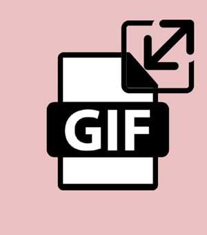 Cómo cambiar el tamaño de un GIF