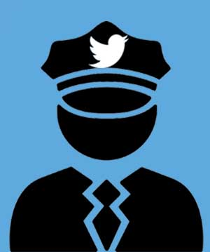 Reportar a alguien en Twitter