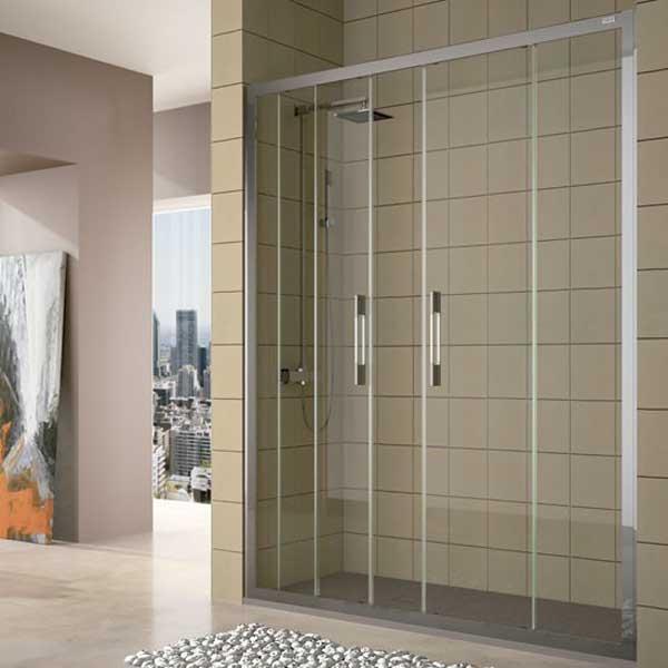 C mo limpiar las puertas de vidrio de la ducha recursos for Vidrios opacos para puertas