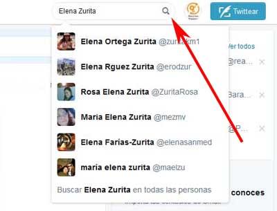 Cómo buscar amigos en Twitter
