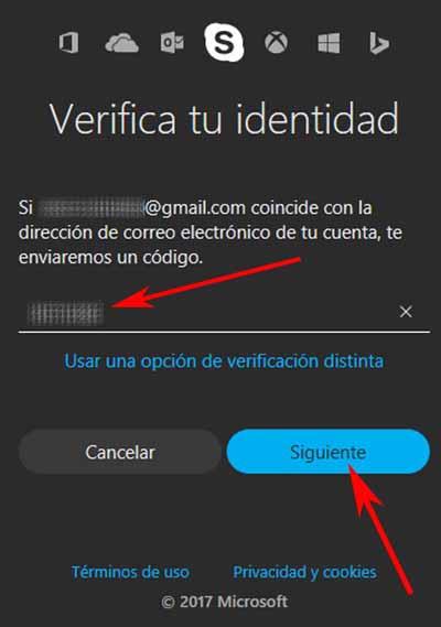 Cómo recuperar una cuenta de Skype