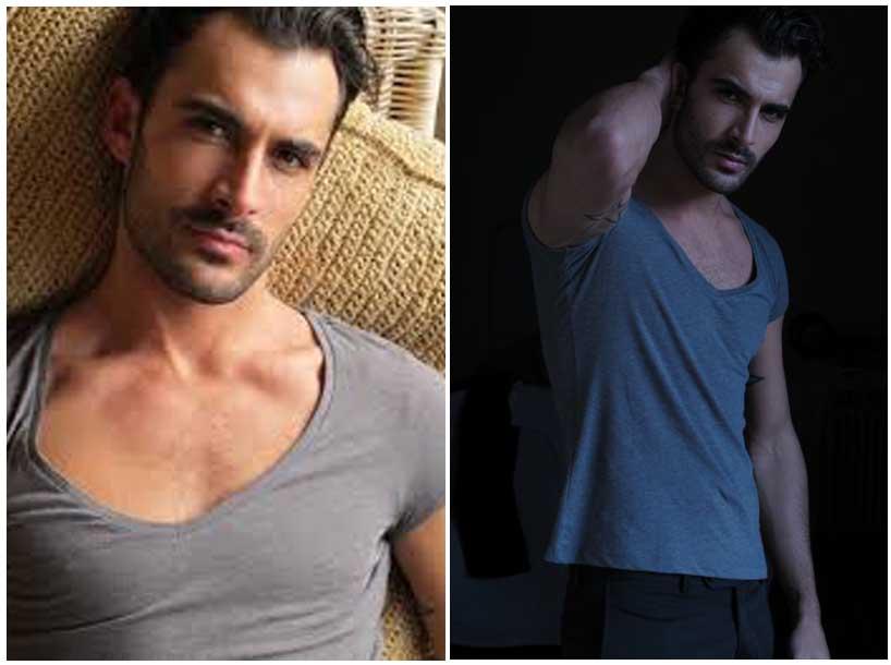 Hombres italianos guapos
