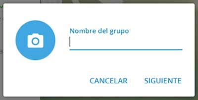 Cómo crear un grupo en Telegram desde el PC