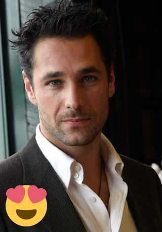 Hombre italianos guapos
