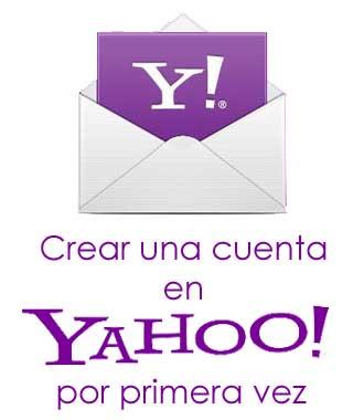 Registrarse en Yahoo