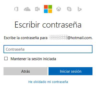 Entrar a Hotmail correo
