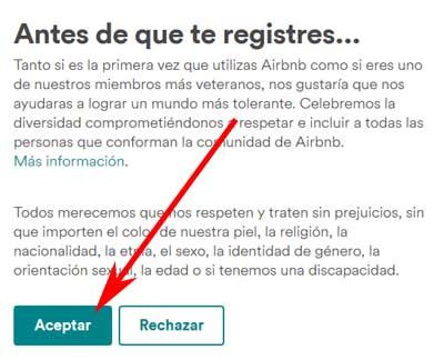 Normas de la comunidad Airbnb