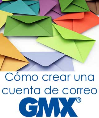 Registrarse en GMX