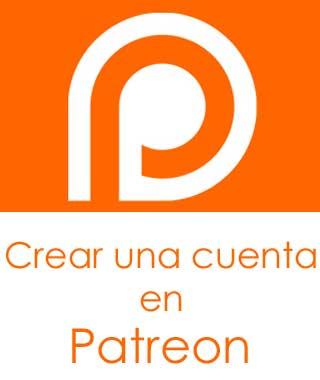 Registrarse en Patreon