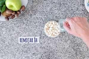 Cómo hacer leche de maní casera