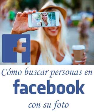 Cómo encontrar a alguien en Facebook por su foto
