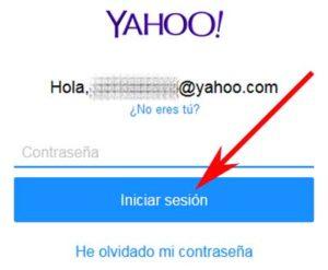 Entrar al correo Yahoo