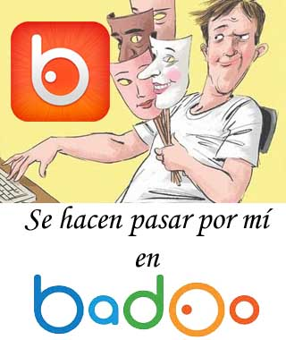 Denunciar perfil falso en Badoo