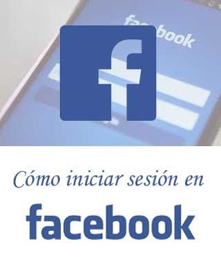 Iniciar sesión en mi cuenta de Facebook