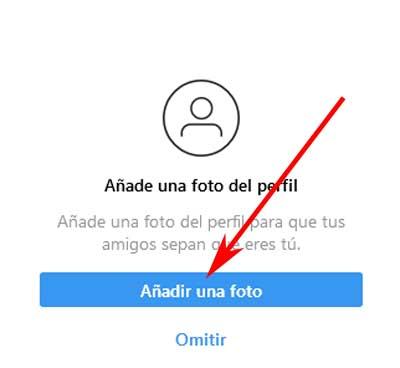 Registrarse en Instagram desde el PCu ordenador
