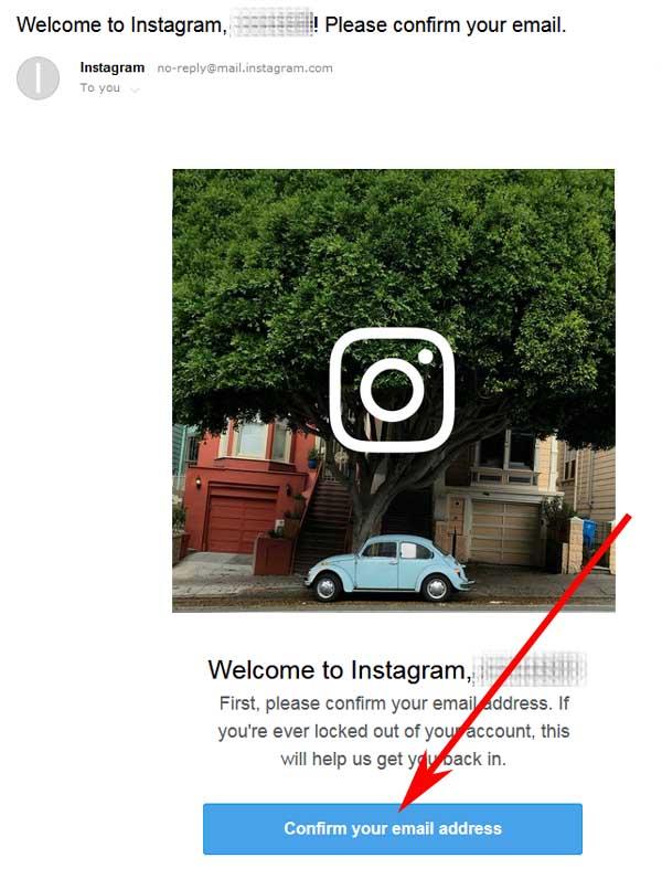 Registrarse en Instagram desde mi PC u ordenador
