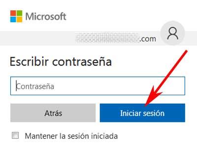correo hotmail bandeja de entrada iniciar sesion