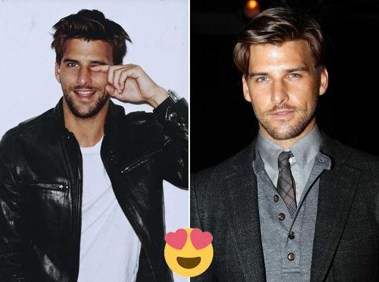 Hombres alemanes guapos, hermosos y atractivos (Fotos)