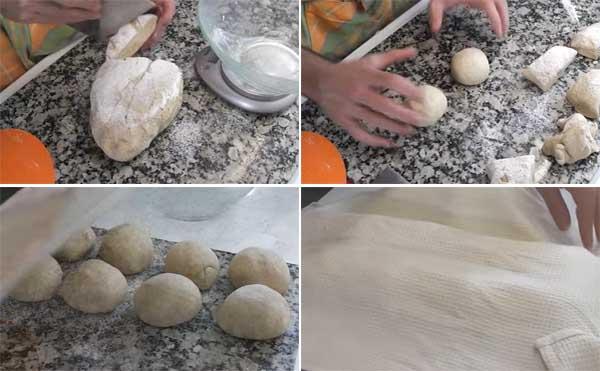 Cómo hacer pan árabe en casa