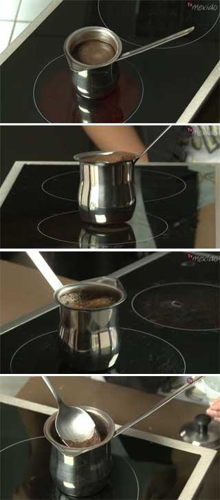 Cómo preparar un buen café turco
