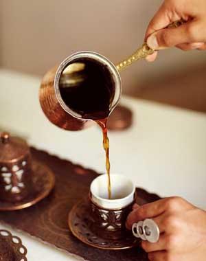 Cómo hacer un café turco en casa