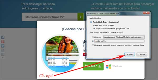 Descargar Videos De Youtube A Mi Pc Sin Programas F 225 Cil