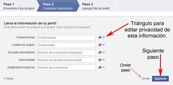 como abrir mi cuenta de facebook