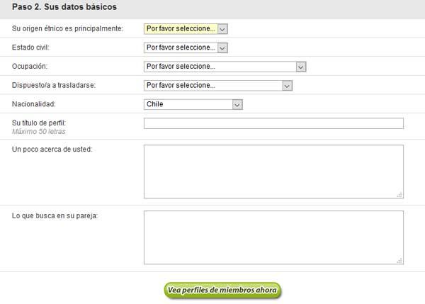 Abrir una cuenta en Latinamericancupid - RecursosPracticos.com
