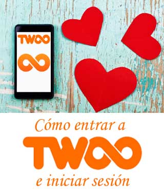 Twoo iniciar sesion