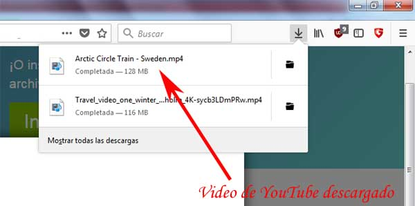 como bajar videos de youtube a mi computadora