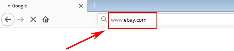 how to get on ebay
