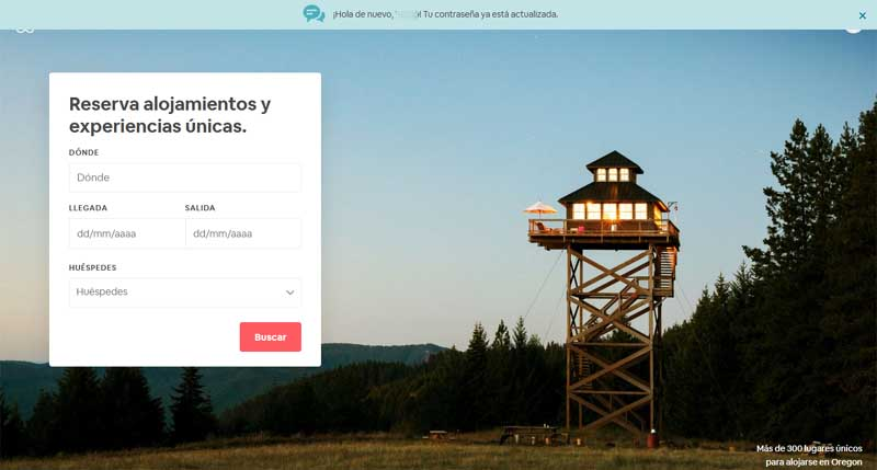 restore your Airbnb account