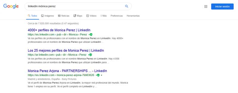 view linkedin profiles