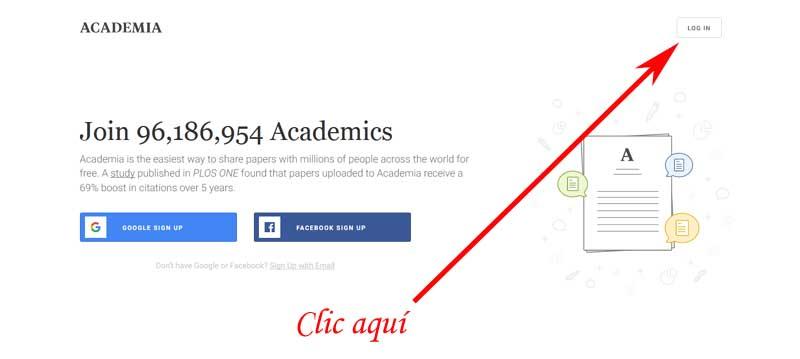 enter my academy account