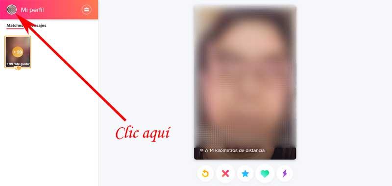 change my Tinder account details