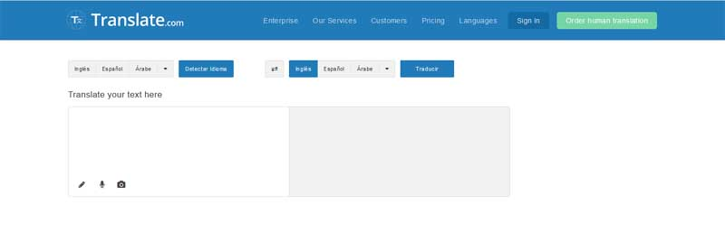 alternatives to Google Translator