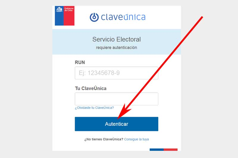 how to change the address to vote