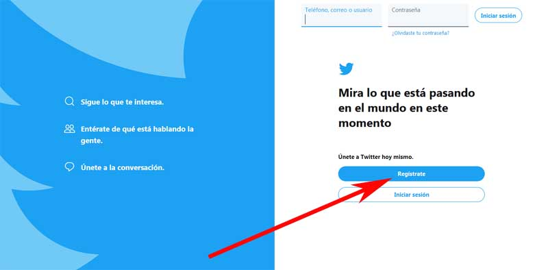 create an anonymous twitter account