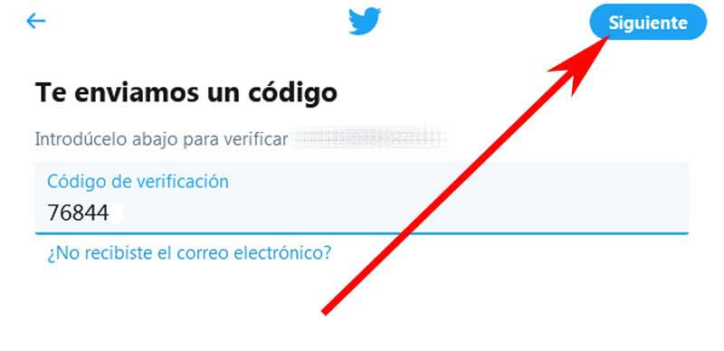 check your email on twitter